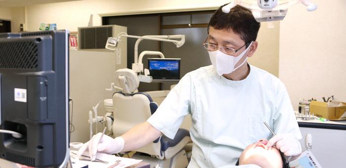 当院のむし歯治療